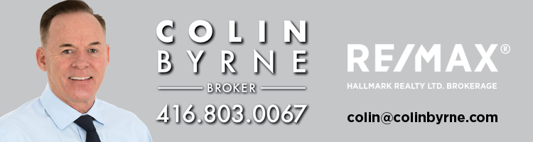 Colin Byrne - RE/MAX Hallmark Realty Ltd., Brokerage - RE/MAX Hallmark